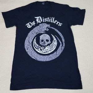 The distillers T shirt size S